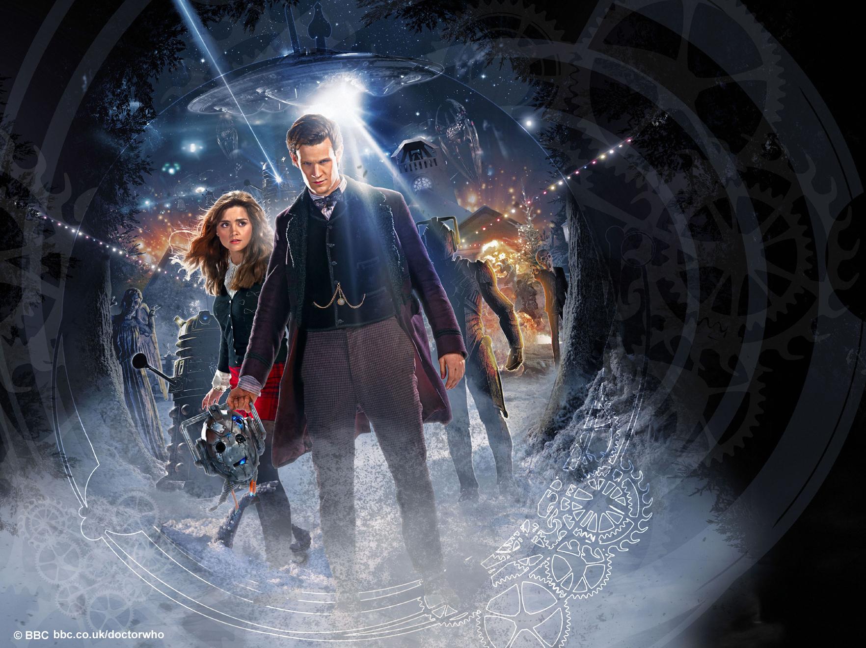 [47+] Doctor Who Live Wallpaper on WallpaperSafari