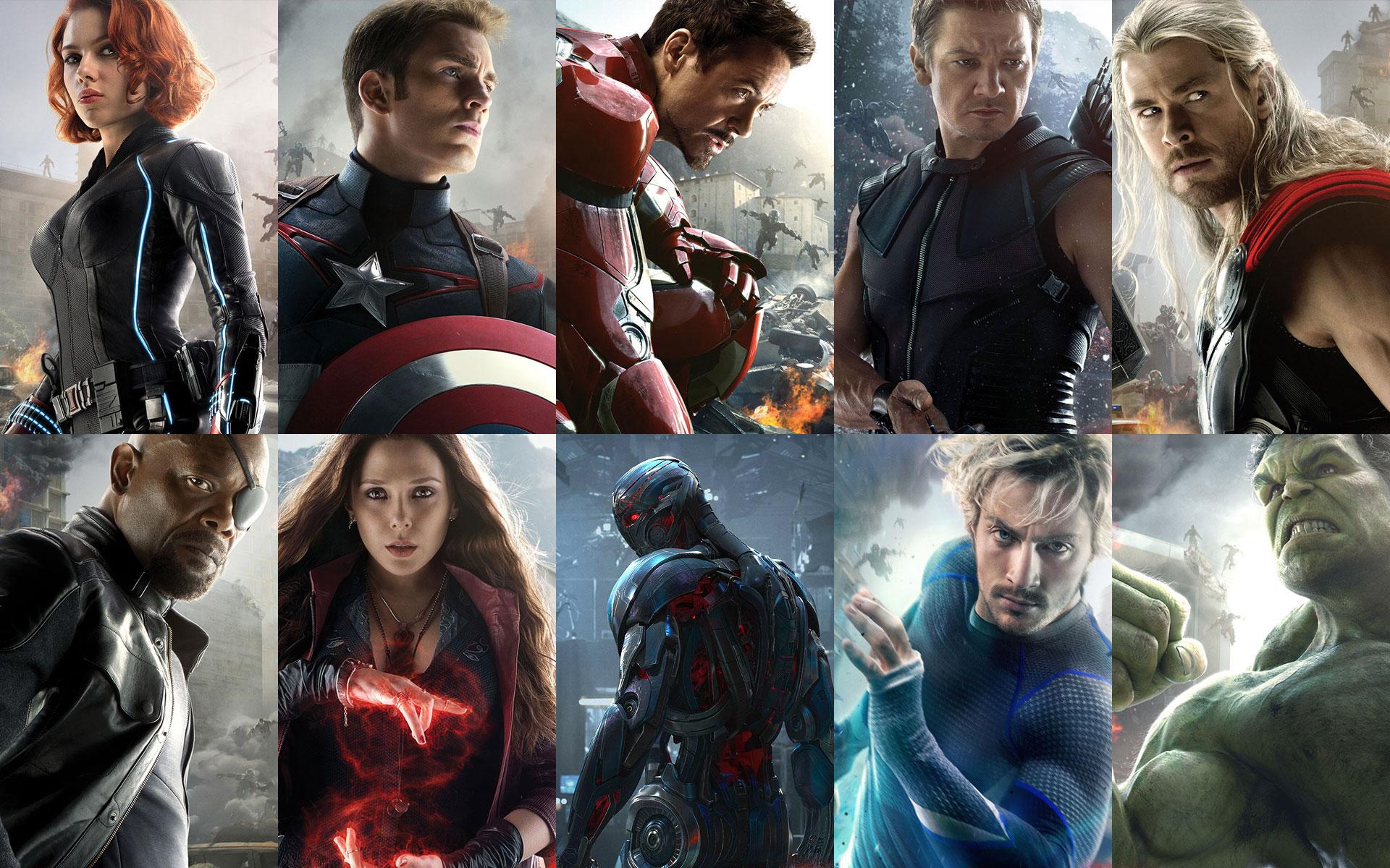 Avengers 2 Age of Ultron Wallpaper HD 51jpg 1920x1200
