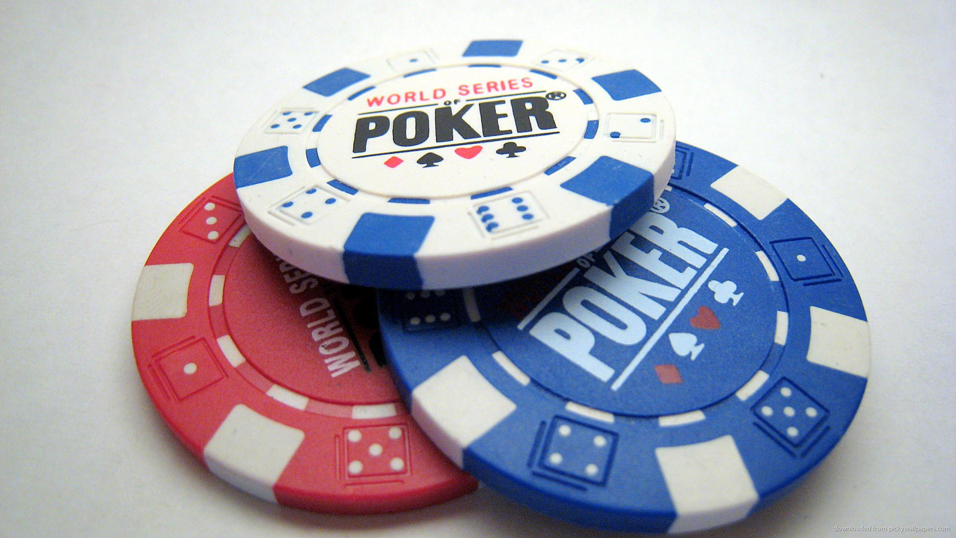 Poker Chip Wallpaper