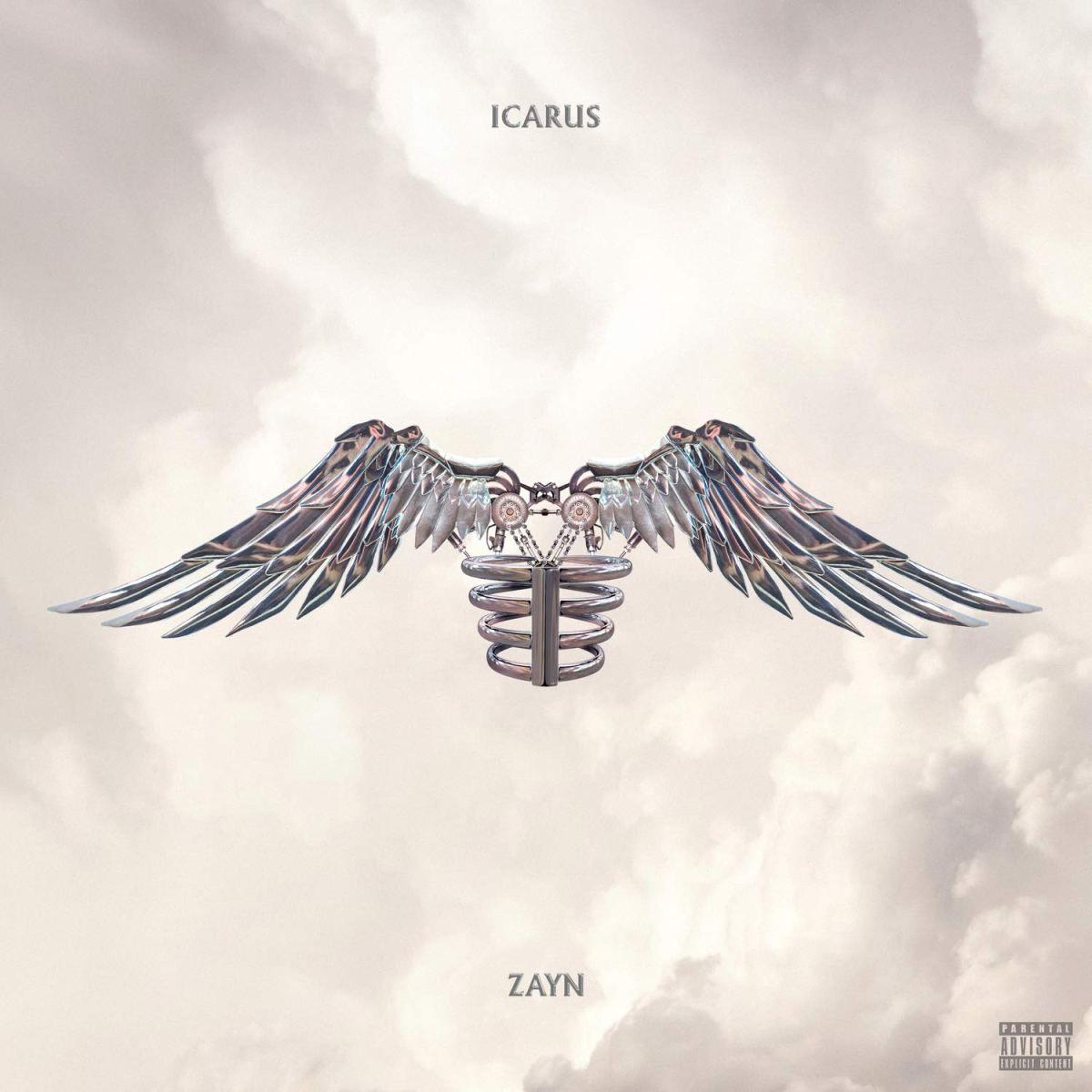 ZAYN Icarus Falls lbum musical Produo de arte Album 1200x1200
