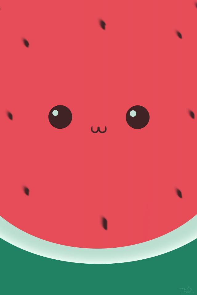 Free Download Cute Watermelon Wallpaper Girly Wallpapers