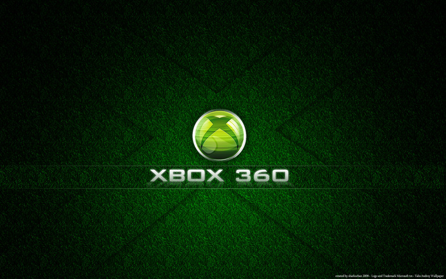 Xbox 360 wallpaper Grass by sharkurban 900x563