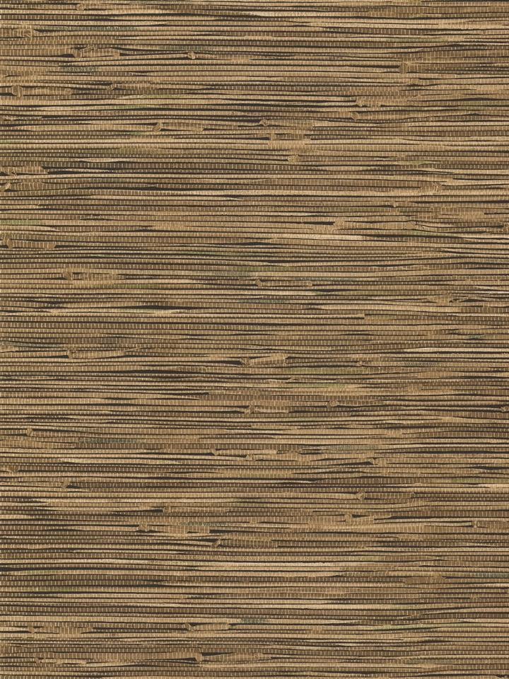 Brown Textured Faux Grasscloth Wallpaper   Kitchen Bathroom 720x960