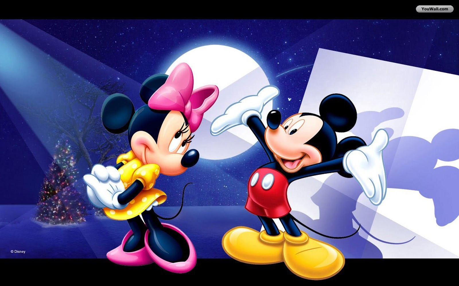 Mickey Minnie Mouse Wallpaper Perfect Wallpaper 1600x999