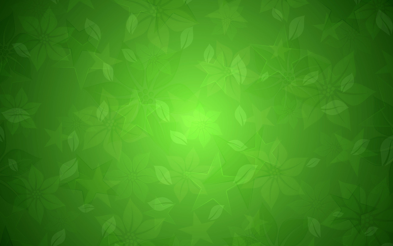 Green floral texture wallpaper 16850 1280x800