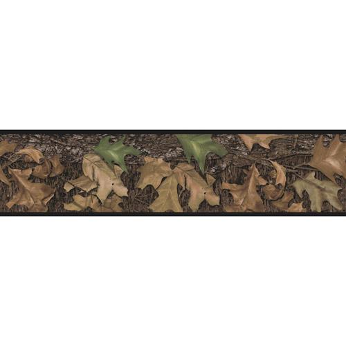 RoomMates Mossy Oak Camouflage Peel and Stick Border   Walmartcom 500x500