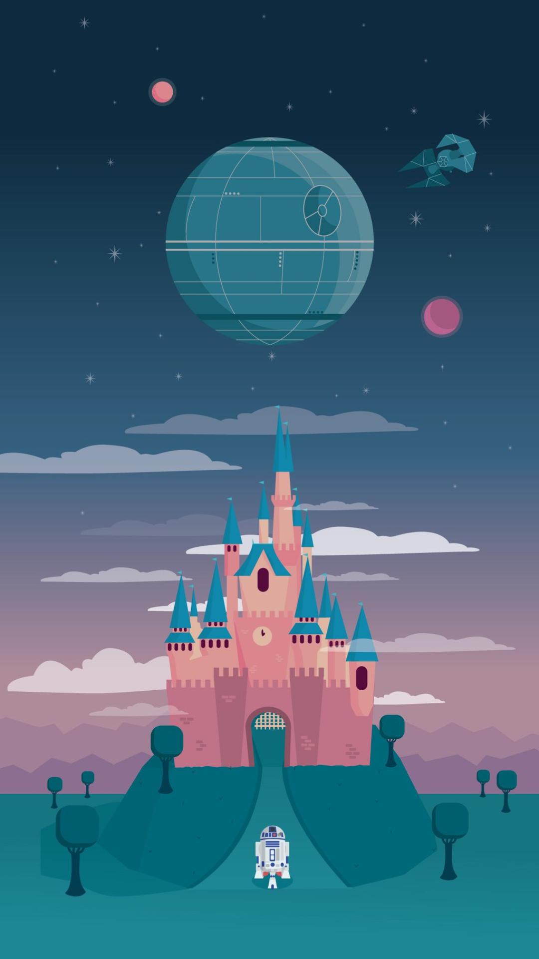34 Disney Iphone 7 Plus Wallpaper On Wallpapersafari
