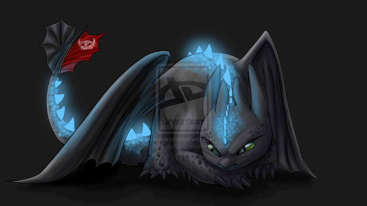 1191x670px Alpha Toothless Wallpaper Wallpapersafari