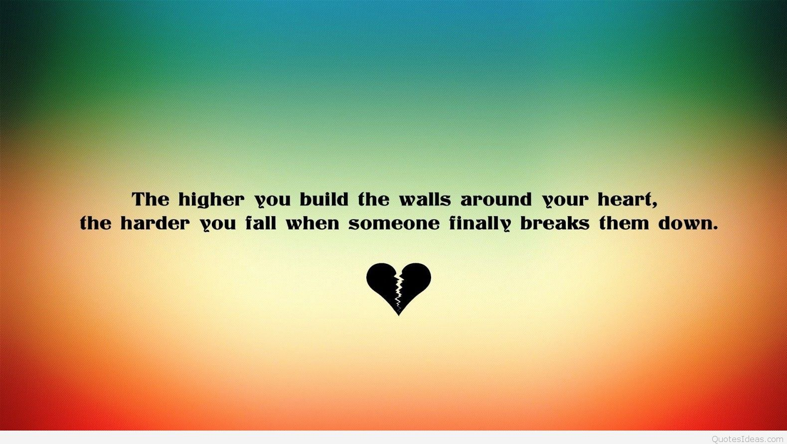 Broken heart sad quotes with wallpapers images hd 2016 1579x892