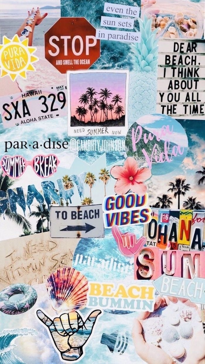 1001 ideas for cute wallpapers that bring the summer vibe 700x1244
