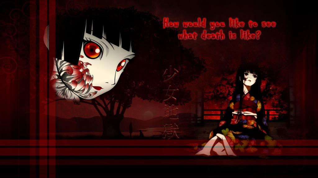 Hell Girl Wallpaper by onika1996 on deviantART 1024x576