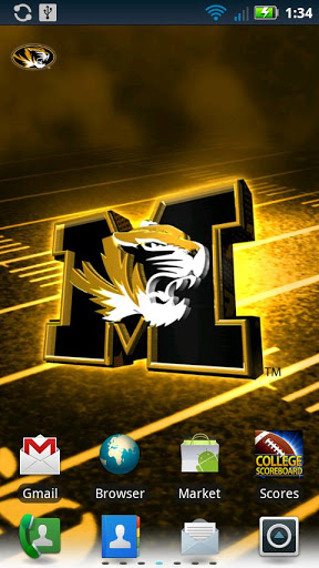 Related Pictures missouri tigers logo iphone wallpaper hd 288x512