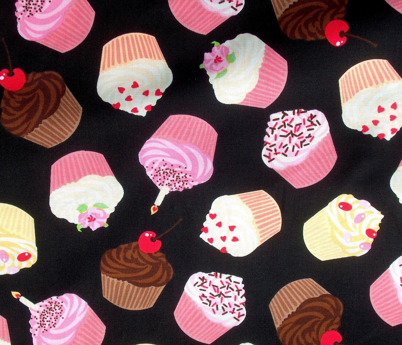 Cupcake Wallpaper: Pink Cupcake Background