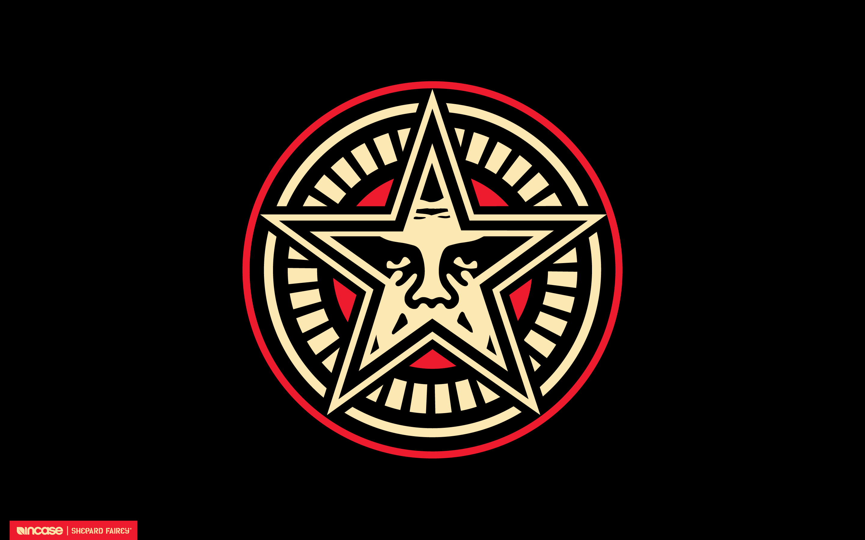 Incase Shepard Fairey Snap Case Star Gear 2880x1800