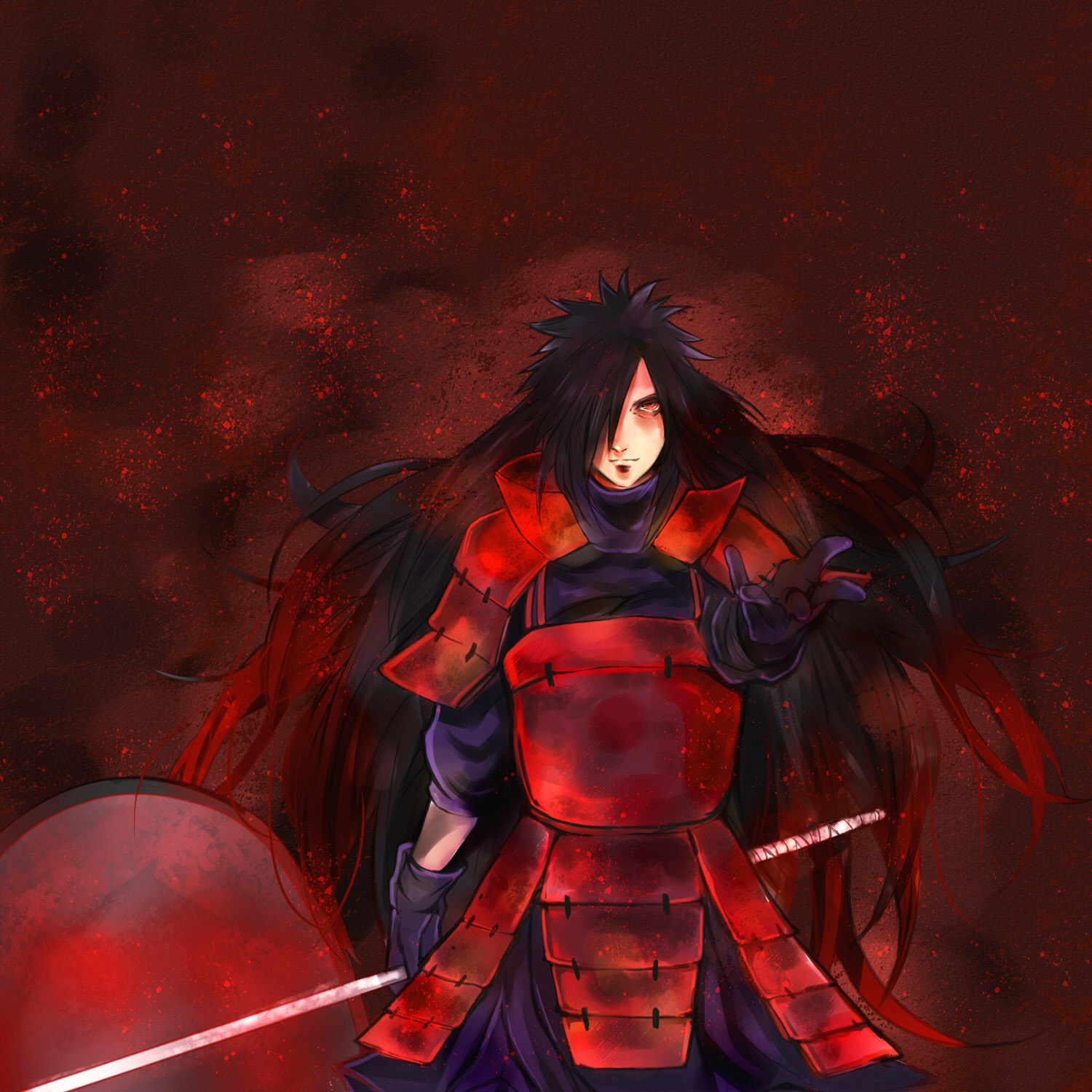 Madara Uchiha 18 Wallpapers Your daily Anime Wallpaper and Fan Art 1500x1500