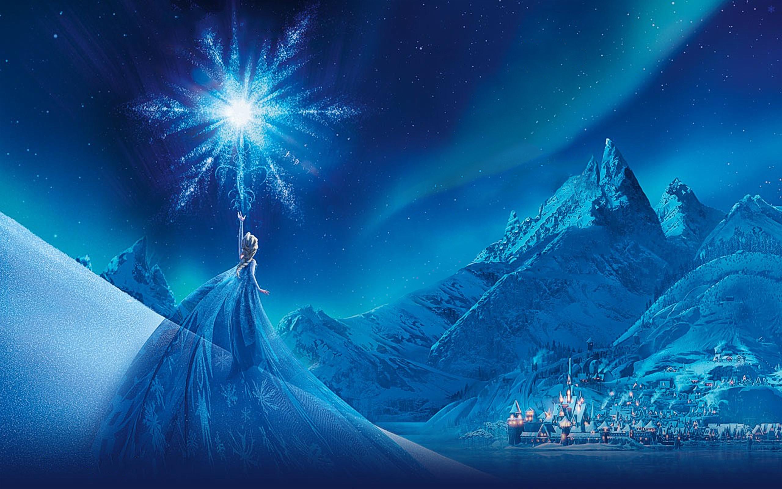 Elsa the Snow Queen Elsa wallpaper 2560x1600
