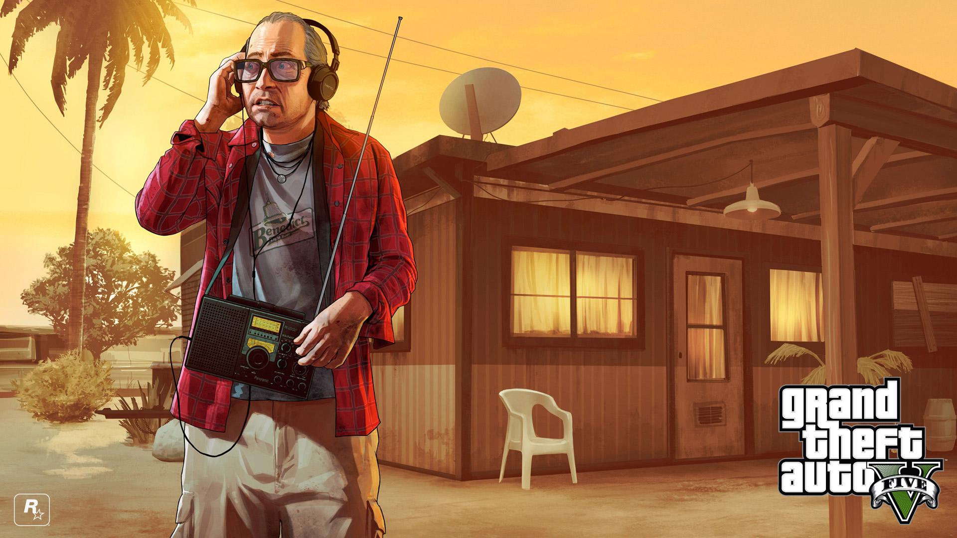 Grand Theft Auto V Wallpaper in 1920x1080 1920x1080