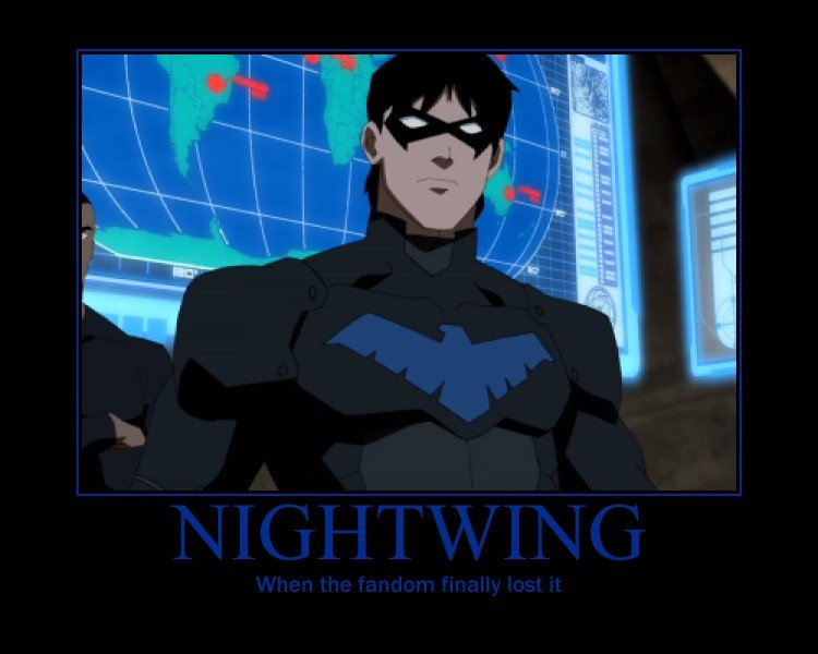 Nightwing by racerabbit 750x600