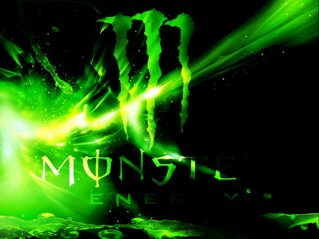did a monster design for my blog post i used a photo of monster 1024x768