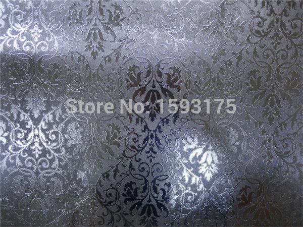 design home decor 3d wallpapers silver metallic wallpaper bathroom 600x450