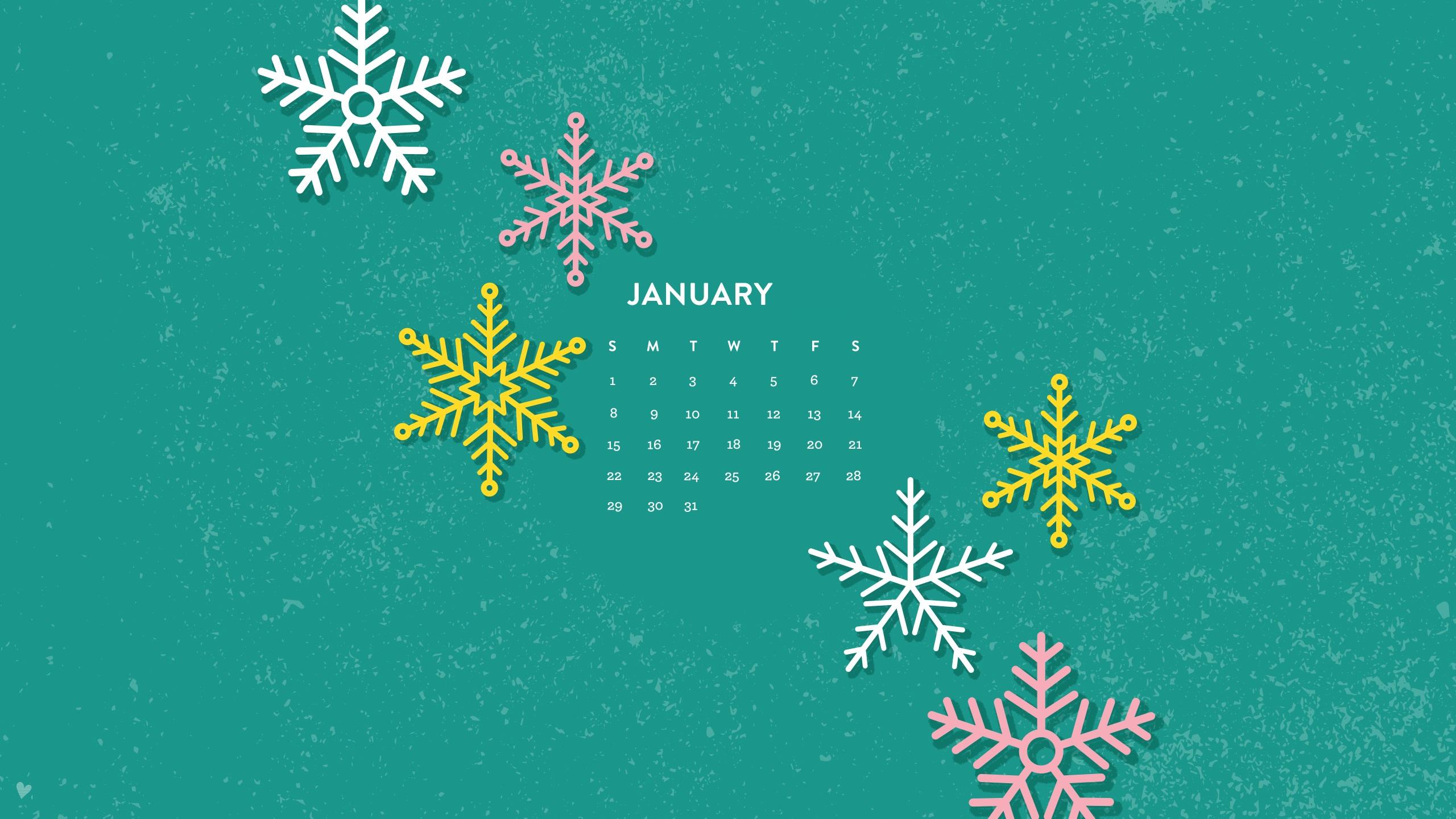 January 2019 HD Calendar Wallpapers Latest Calendar 2560x1440