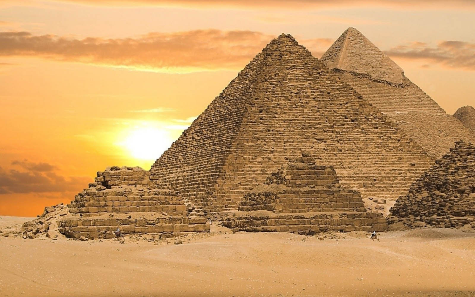 Pyramid Wallpapers of Egypt 2013 Wallpaper 1600x1000