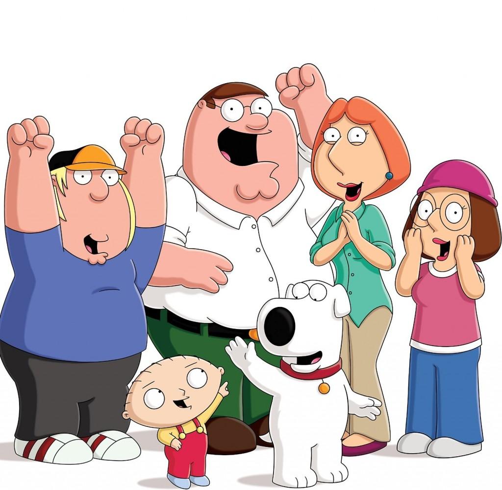 Family Guy Wallpaper 1024x1001