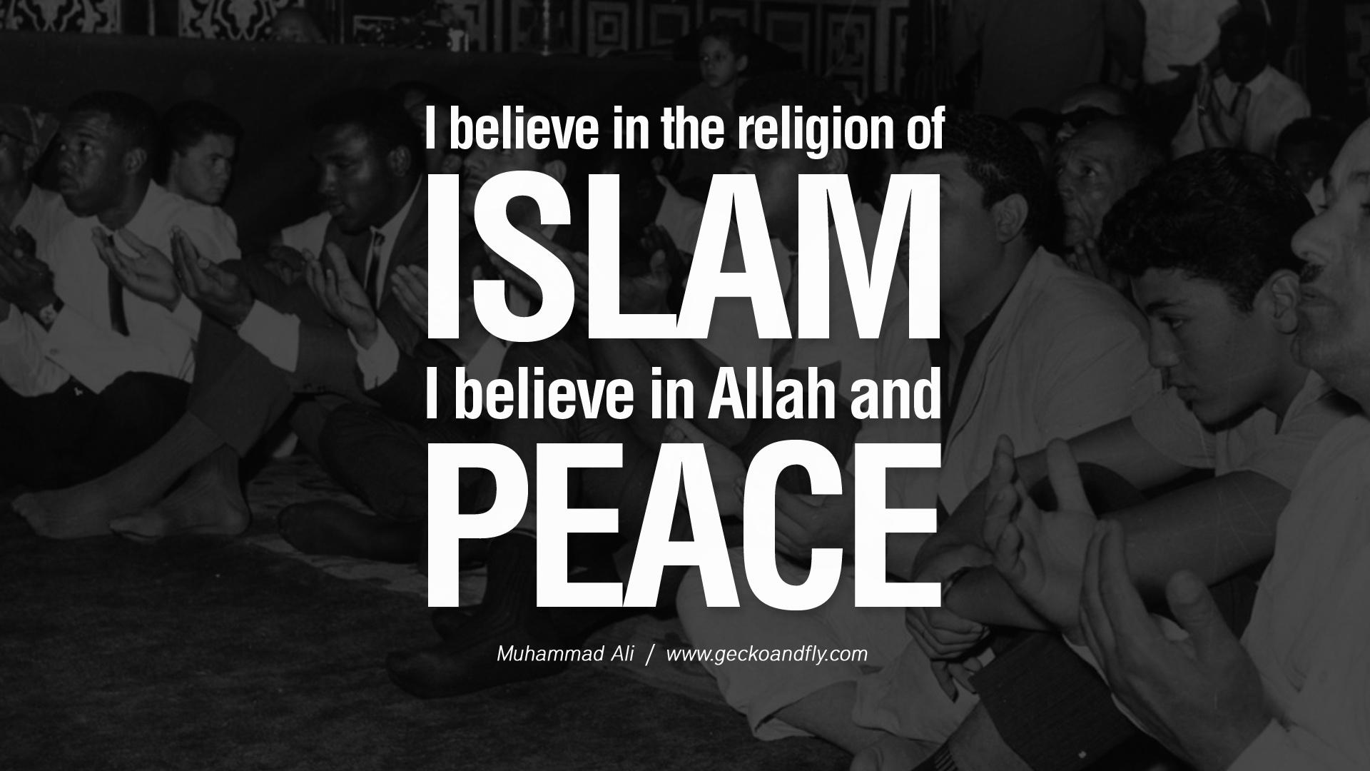 41 Muhammad Ali Quotes Wallpaper On Wallpapersafari