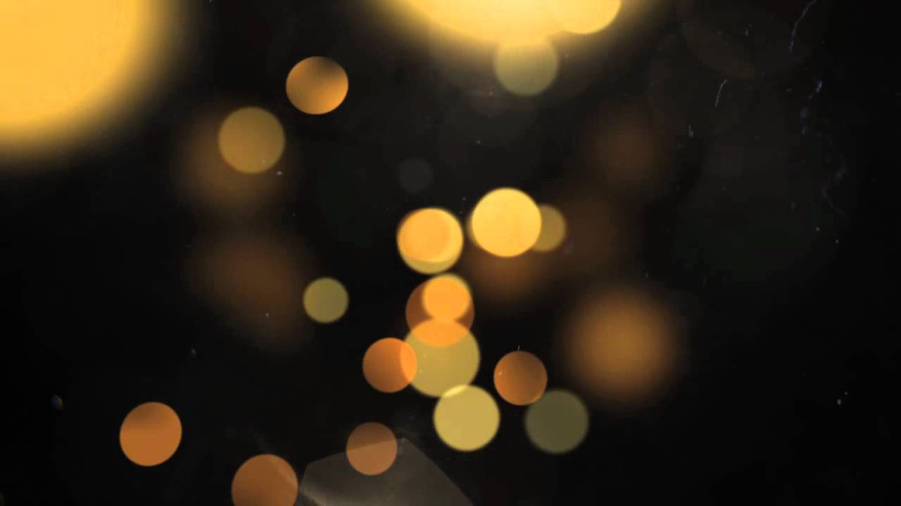 Bokeh in After Effects 1280x720