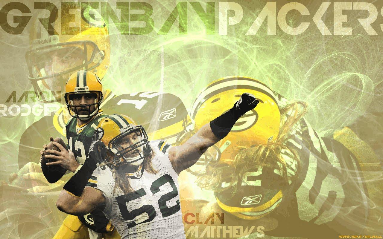 Rodgers wallpaper Mathews Packers wallpaper 1280x800