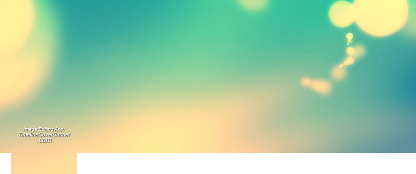Abstract blurry background with vintage effect color Facebook Cover 851x357