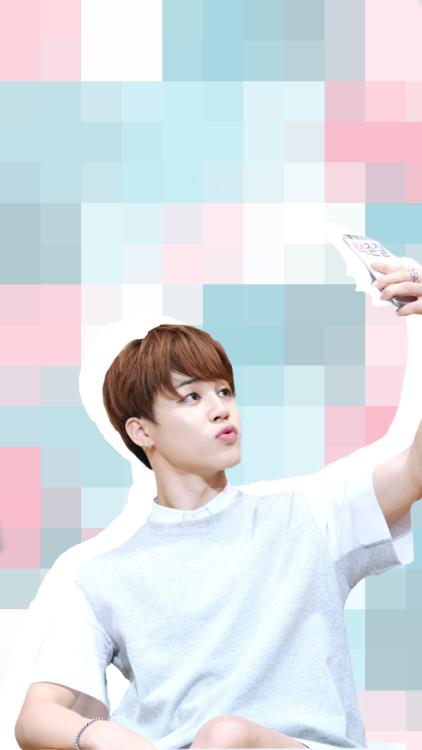 BTS Tumblr Jimin Phone Wallpaper BTS Pinterest 422x750
