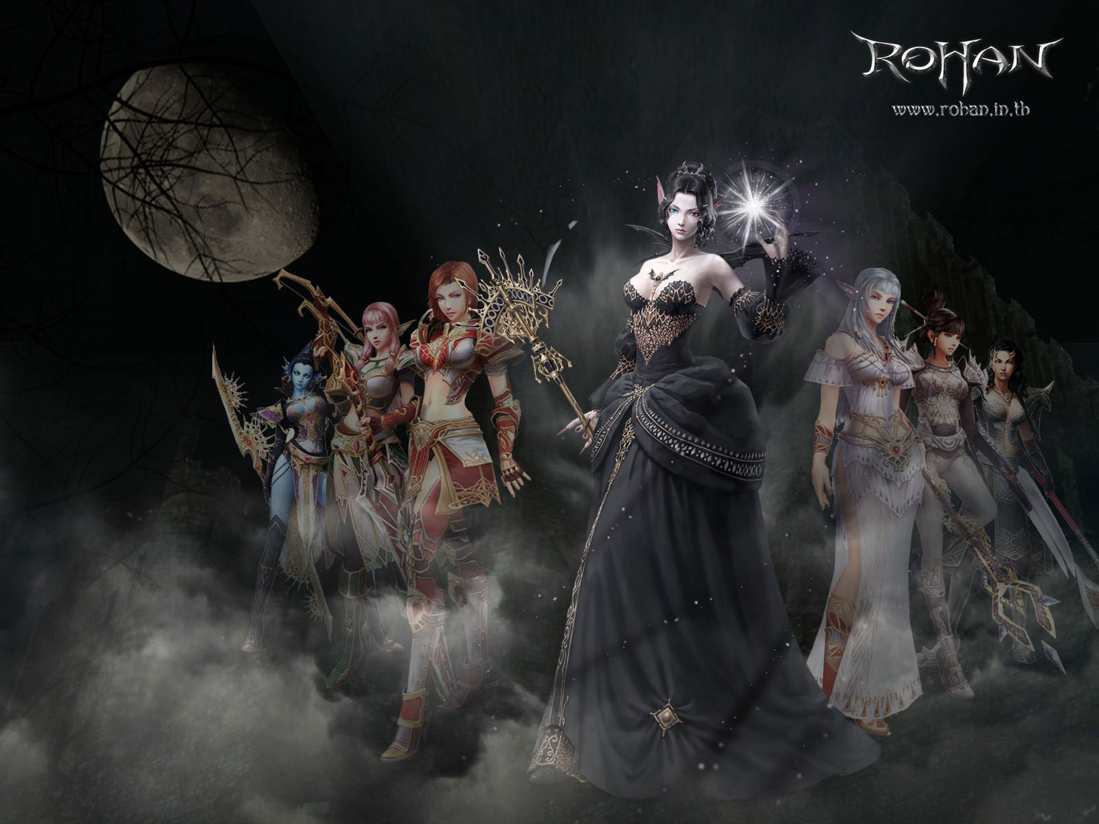 Rohan Dark Elf Wallpaper 9jpg 1600x1200