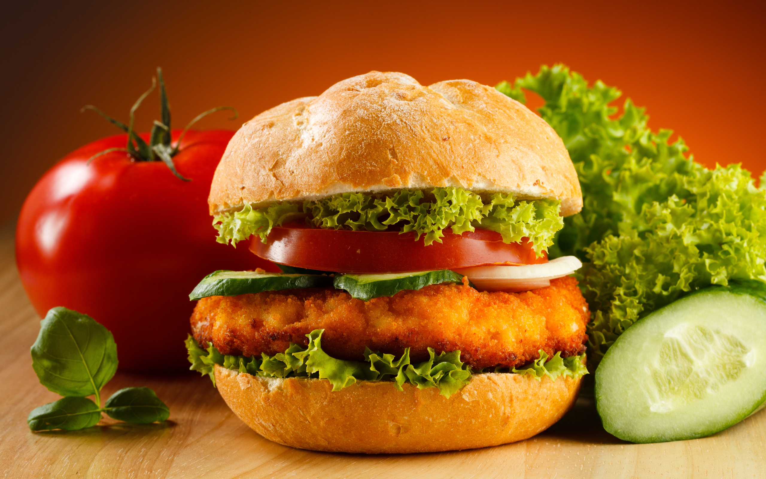 Fast Food Hamburger wallpapers and images   wallpapers pictures 2560x1600