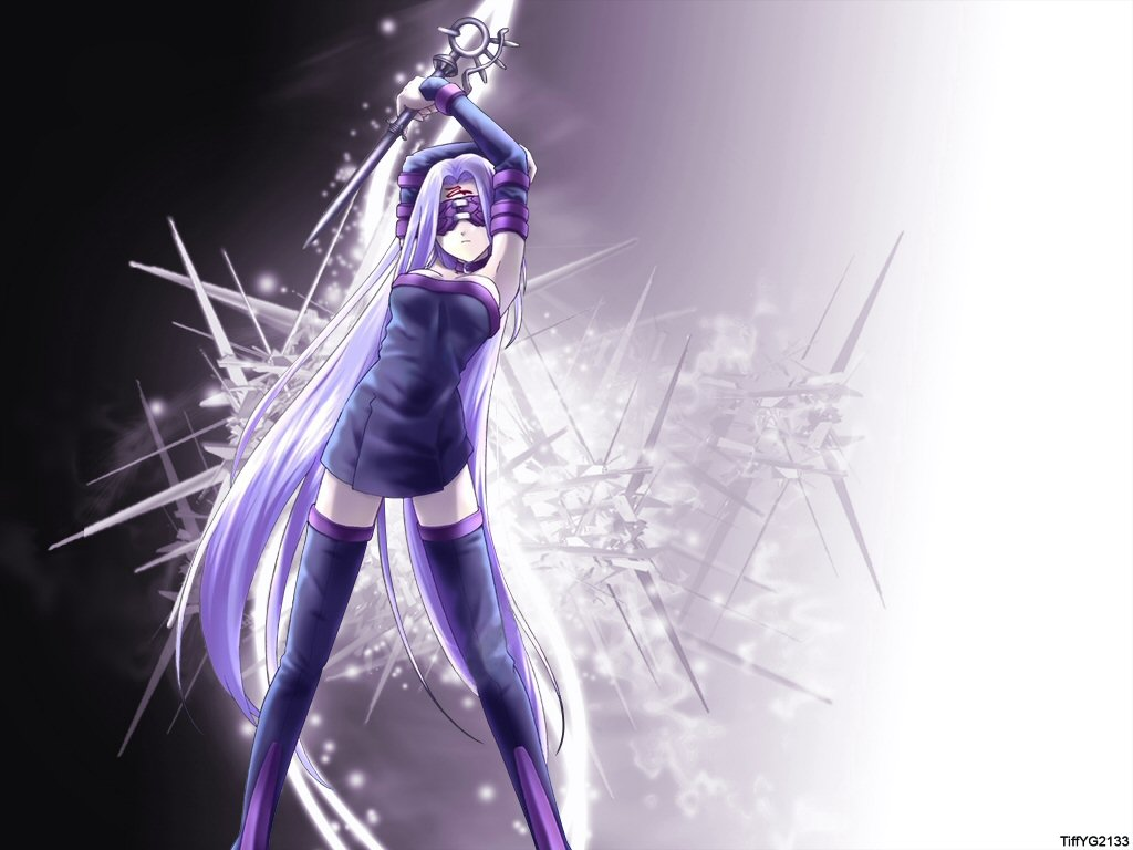 Anime   Fatestay Night Wallpaper 1024x768
