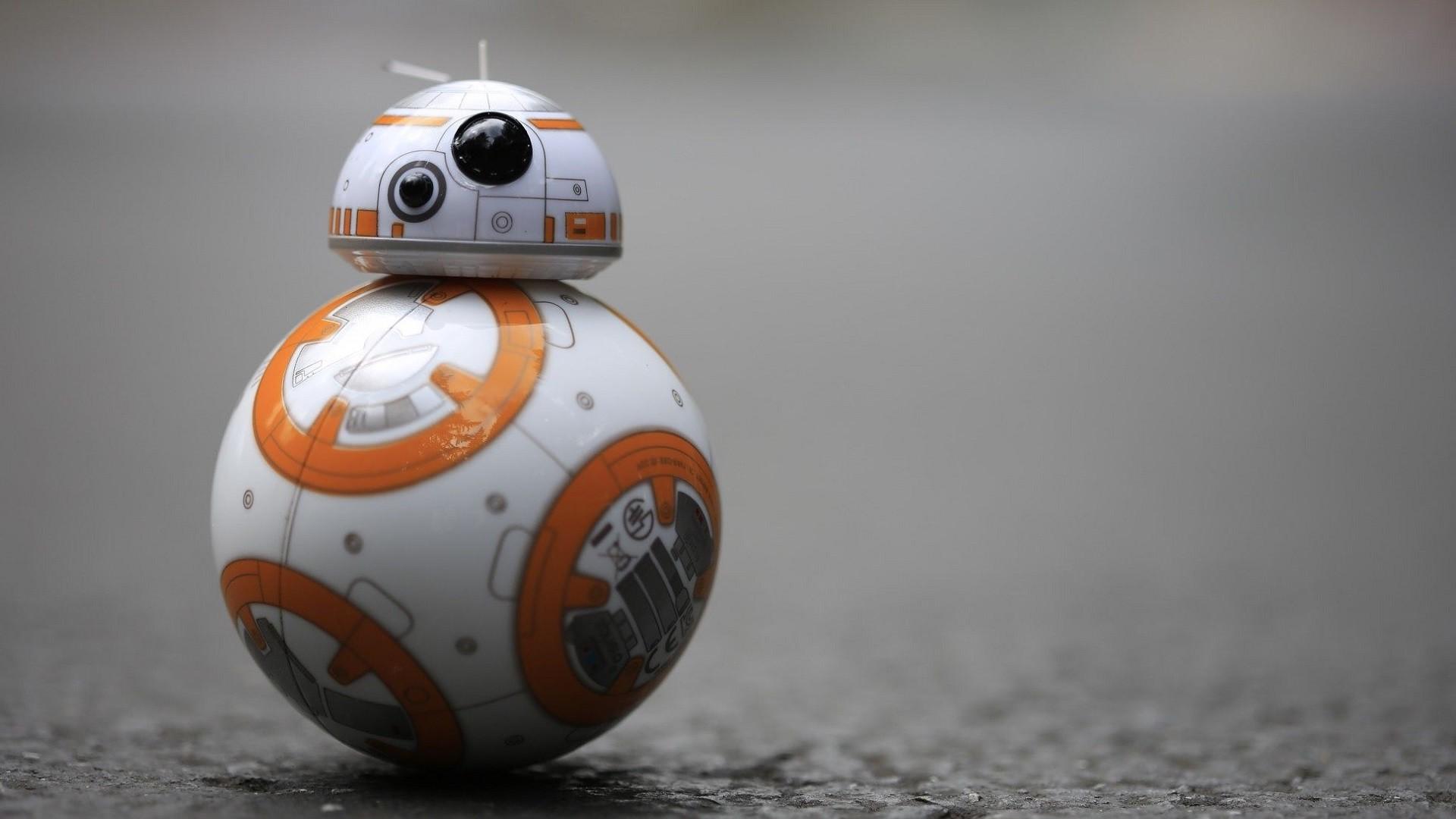 BB 8 Star Wars Star Wars Episode VII The Force Awakens 1920x1080