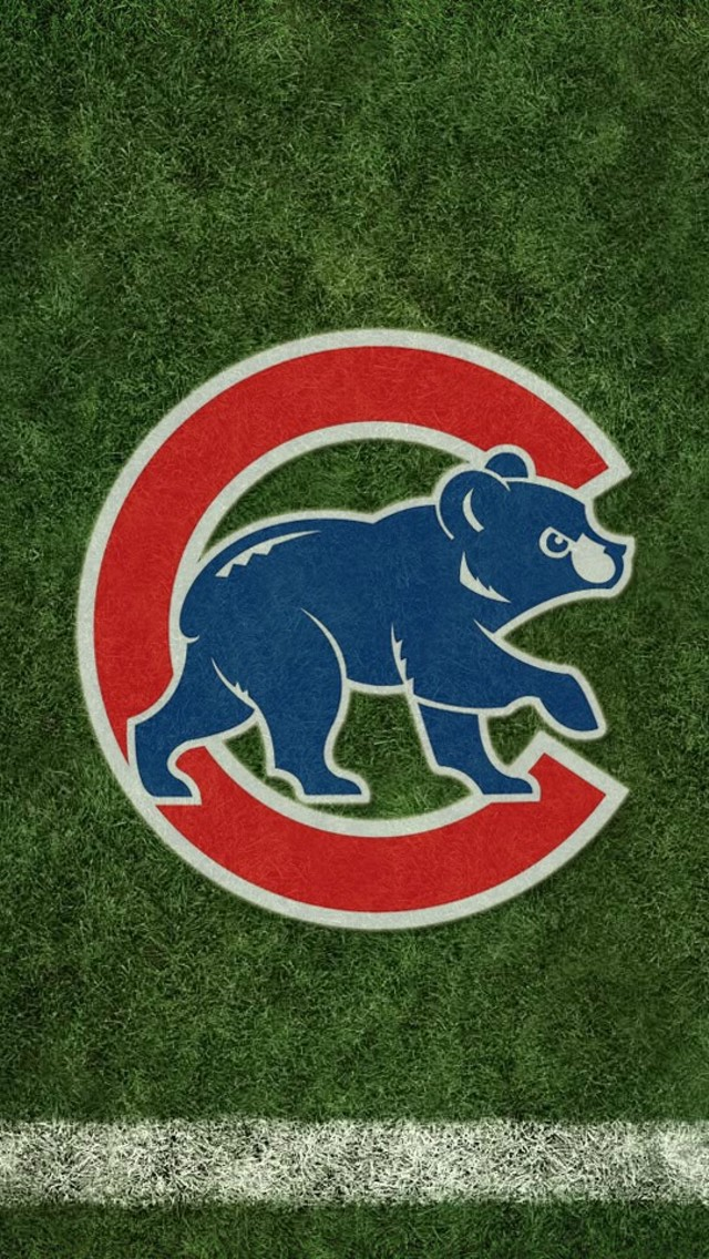 The Chicago Cubs Wallpaper for iPhone 5 640x1136