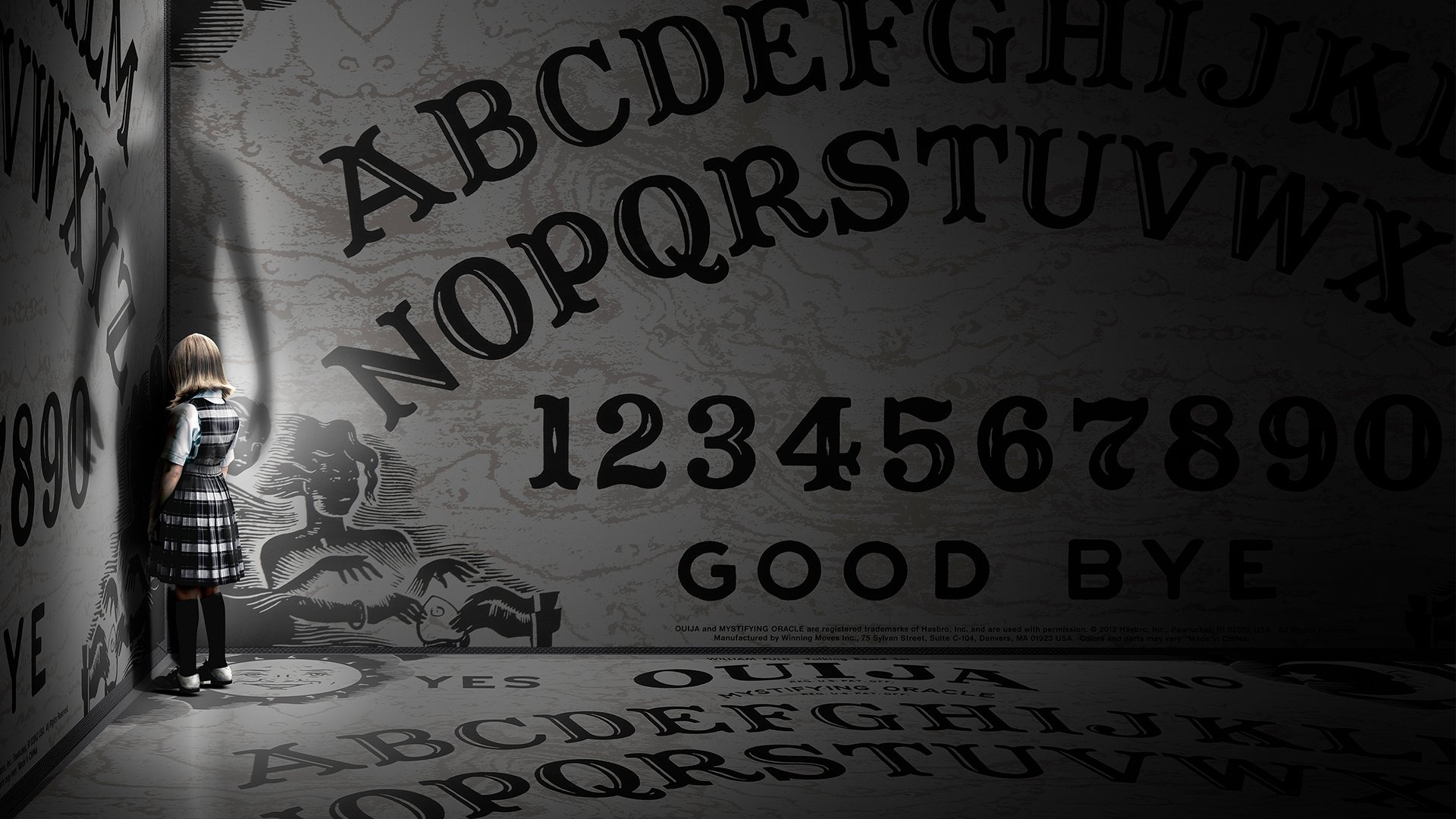 Ouija Origin of Evil HD Wallpapers Background Images 1920x1080