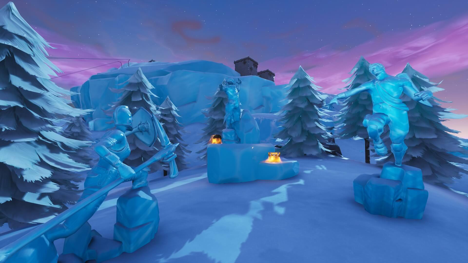 Fortnite Frozen Legends Starter Pack Leaked   Winter themed Red 1920x1080