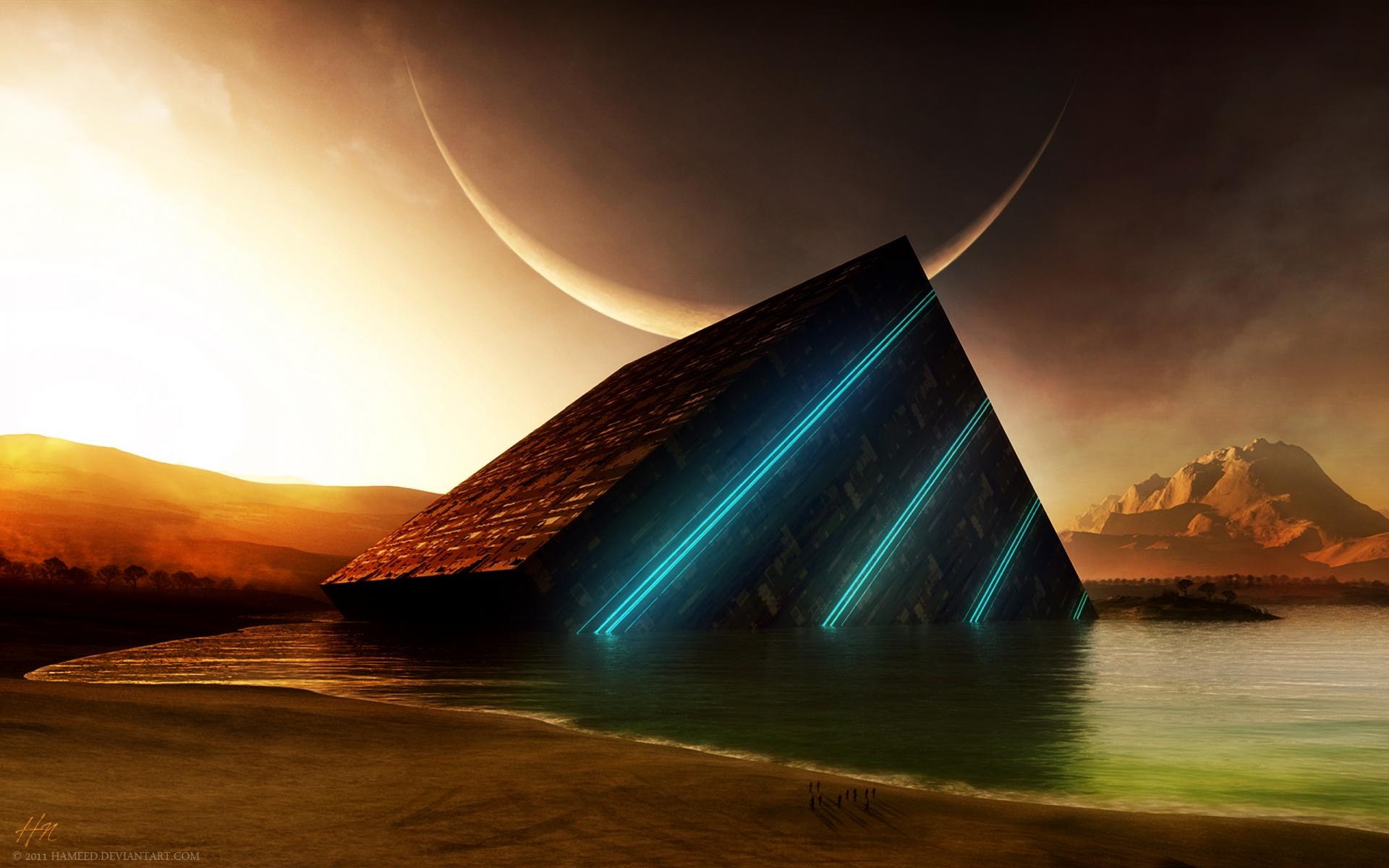 46 Pyramid Hd Wallpaper On Wallpapersafari