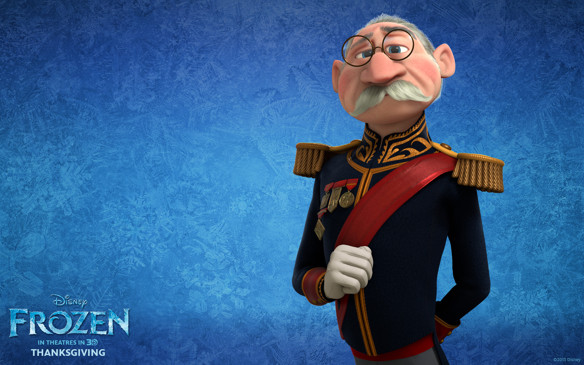 Duke of Weselton From Frozen wallpaper   Click picture for high 1920x1200