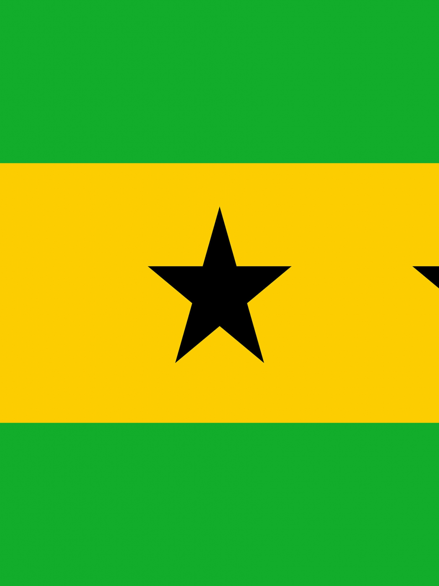 download Sao Tome And Principe Flag UHD 4K Wallpaper Pixelz 1536x2048