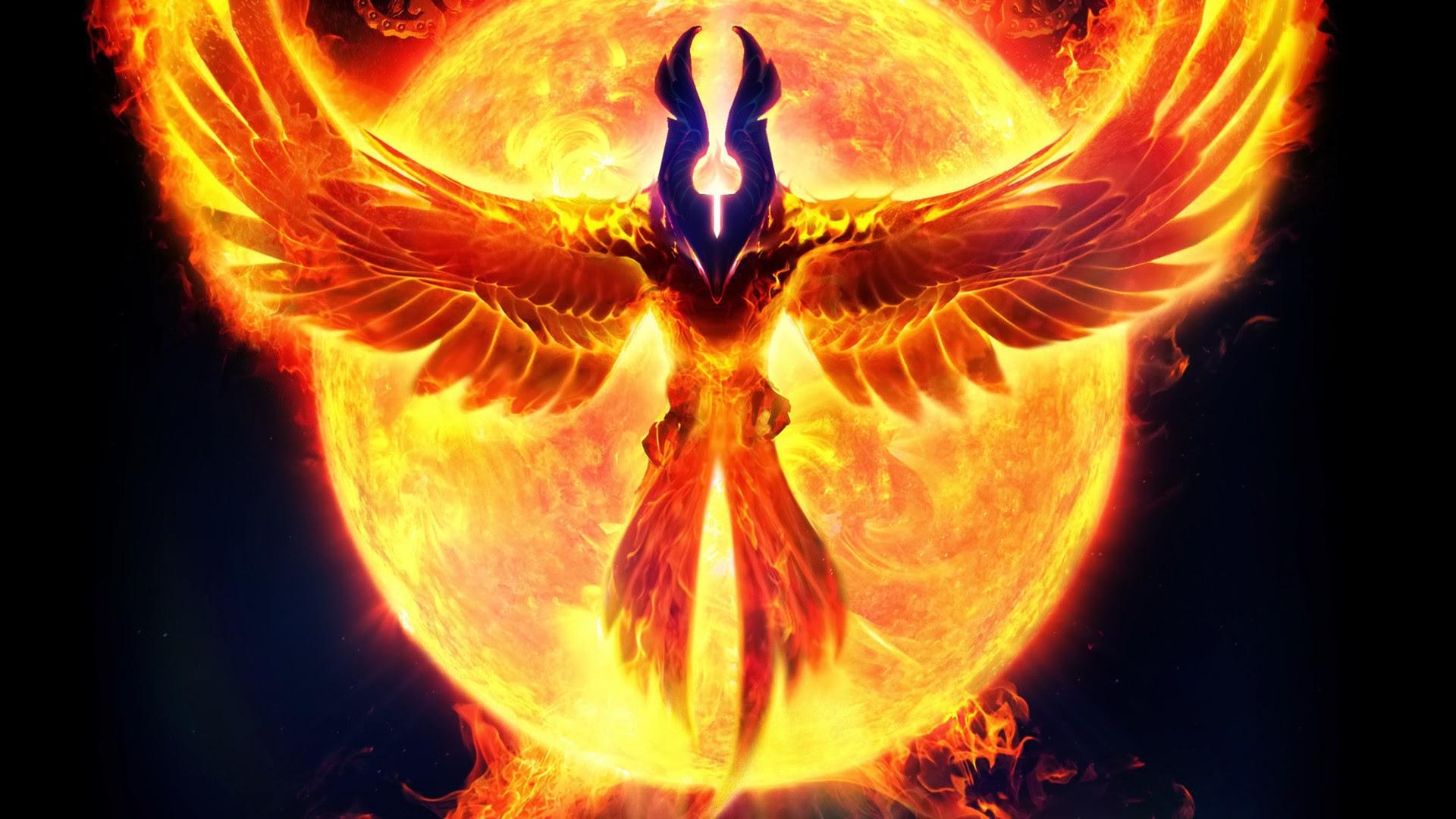 icarus the phoenix dota 2 hero hd wallpaper image picture 1920x1080 5v 1920x1080