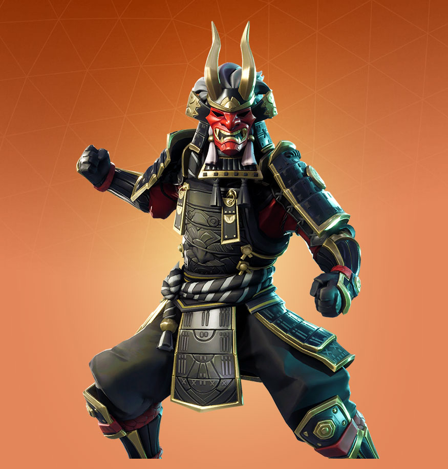Fortnite Shogun Skin   Outfit PNGs Images   Pro Game Guides 875x915