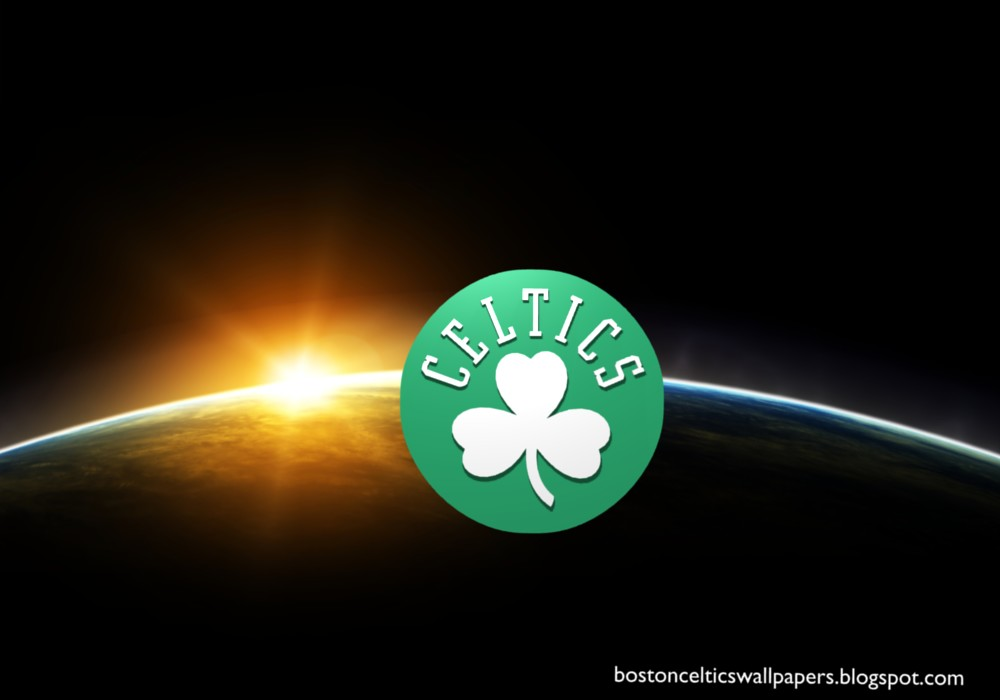 Boston Celtics Wallpaper Logo