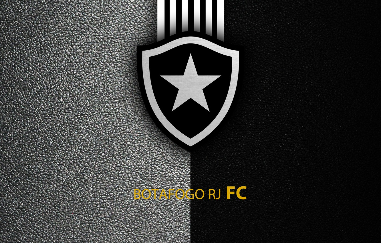 Wallpaper wallpaper sport logo football Botafogo Brazilian 1332x850