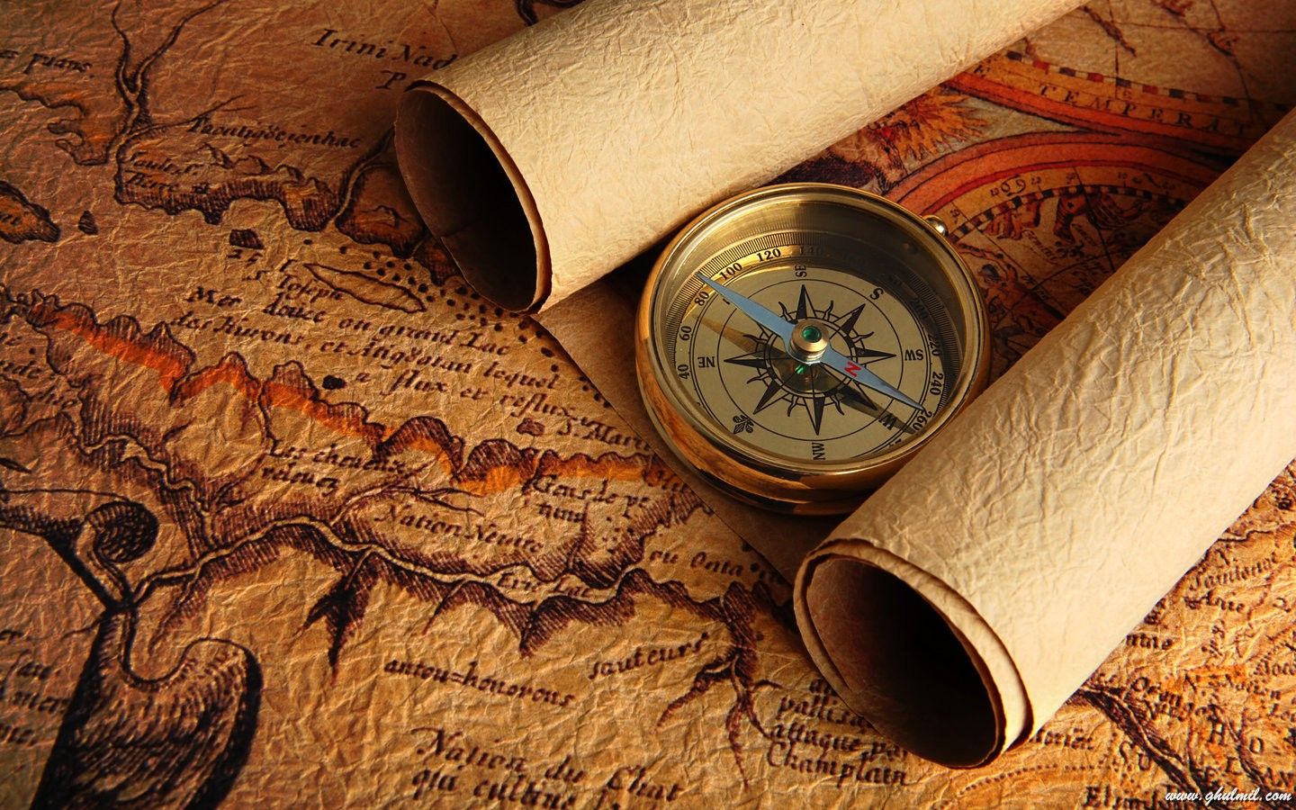 download Backgrounds Old Maps World Maps Desktop Wallpapers 1440x900