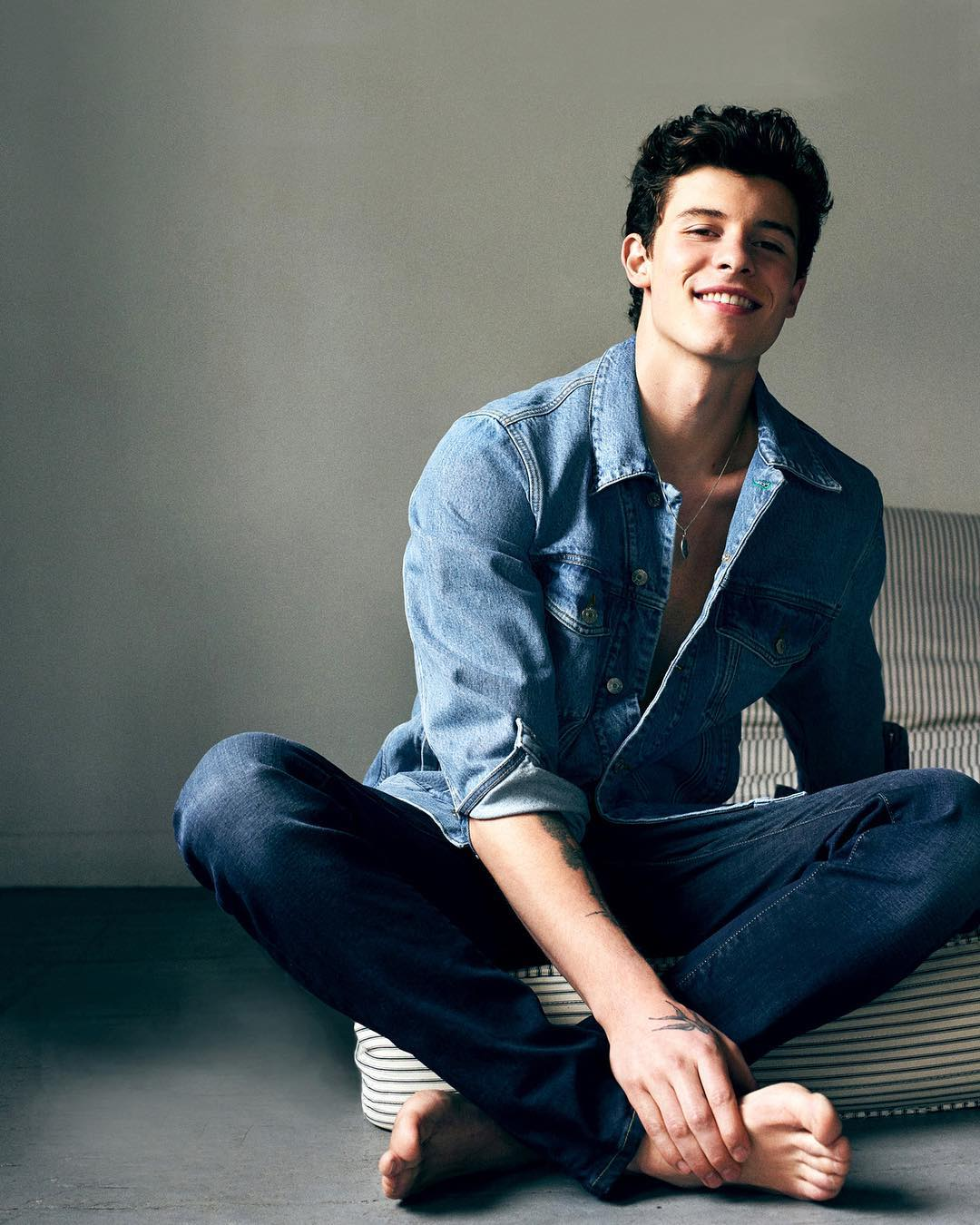 26 Shawn Mendes Calvin Klein Wallpapers On Wallpapersafari