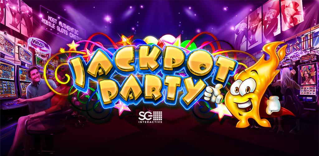 Jackpot Party Casino Slots   Vegas Slot Games HD Amazonco 1024x500