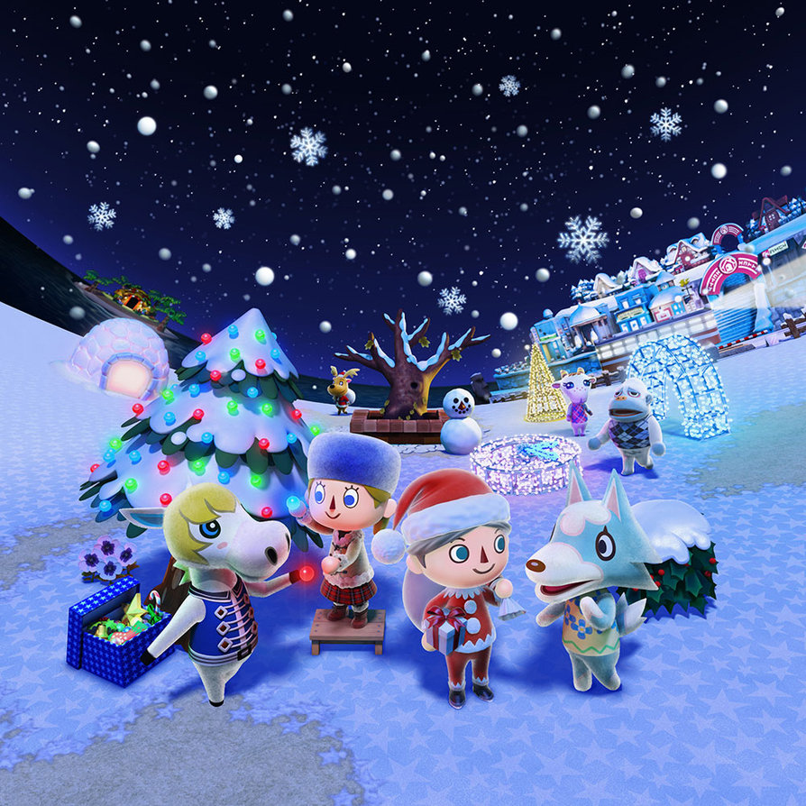 Free Download Animal Crossing New Leaf Winterinverno By